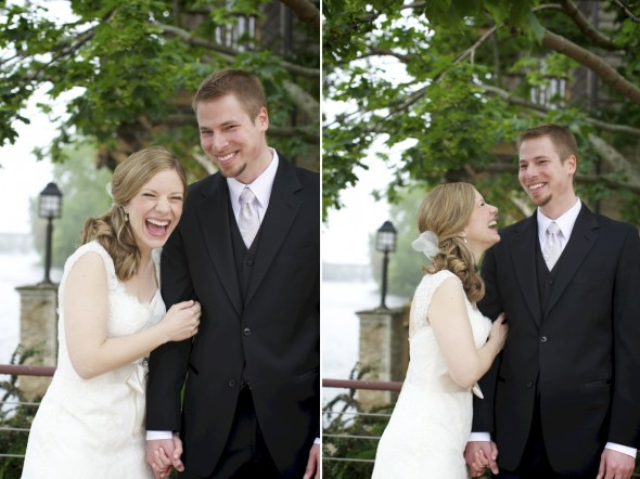 Authentic Wedding Photography in East Bay