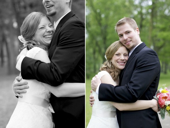 Emotion filled Wedding Photography