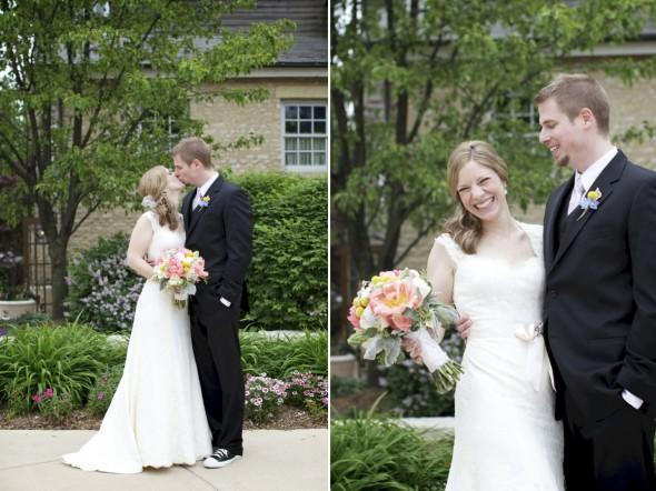 Garden Wedding | San Francisco Wedding Photography