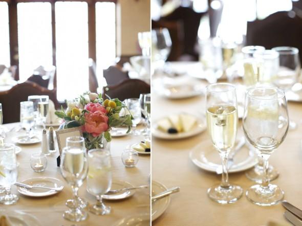Morning wedding at the Herrington Inn Geneva IL