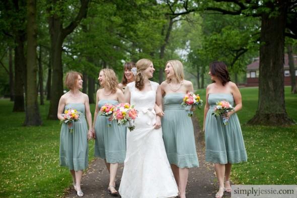 Outdoor East Bay Wedding Photographer