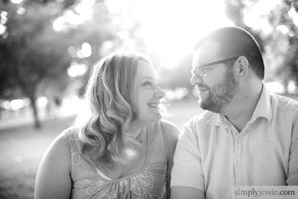 B&W Wedding Photographer