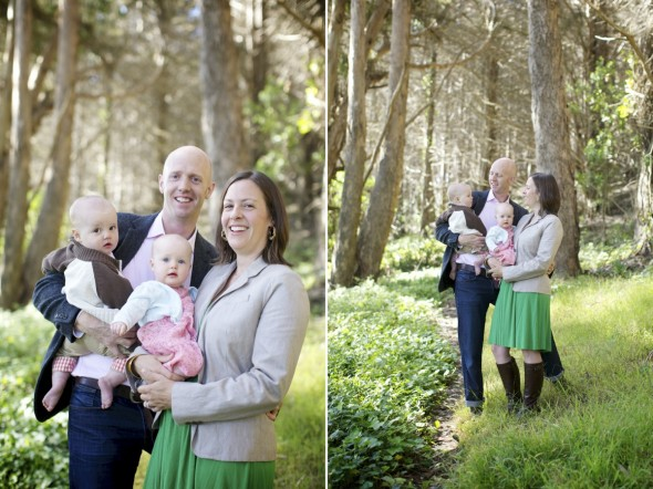 Cypress Grove Family Photography in Bay Area
