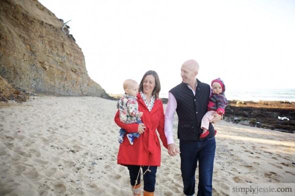 Family Photography in Half Moon Bay