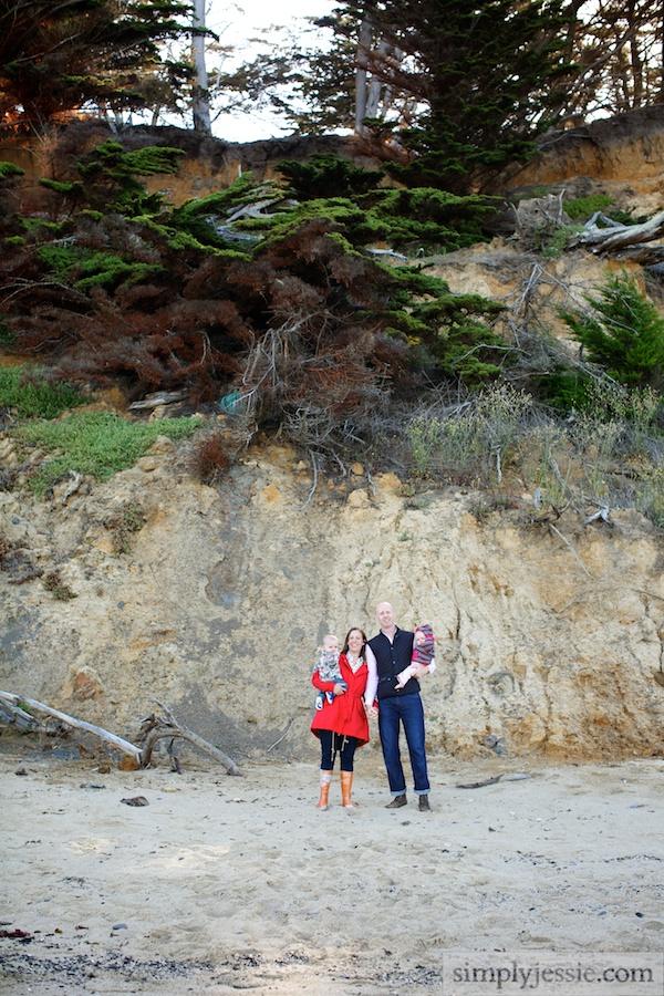Half Moon Bay Family Photography