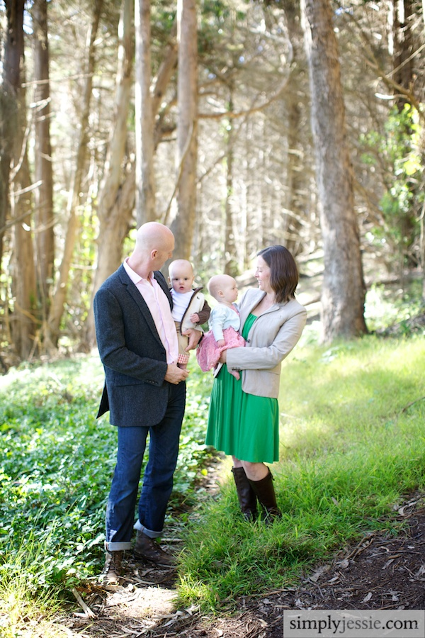 Redwood Forest Family Photography , San Francisco
