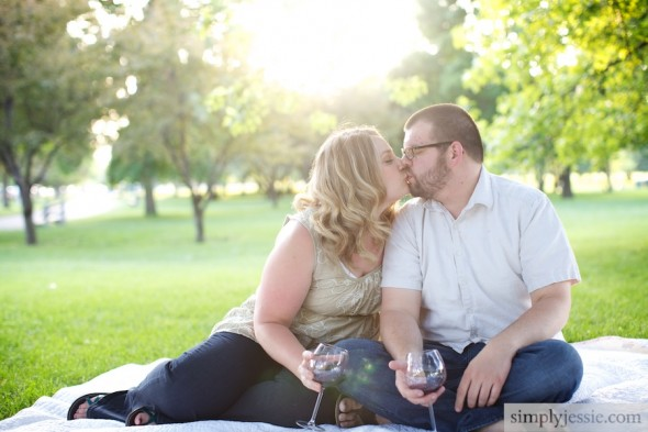 SF Engagement Photographer