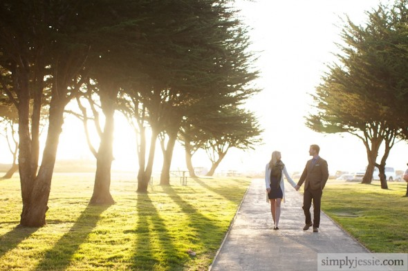 Krissy field Engagement PHotography