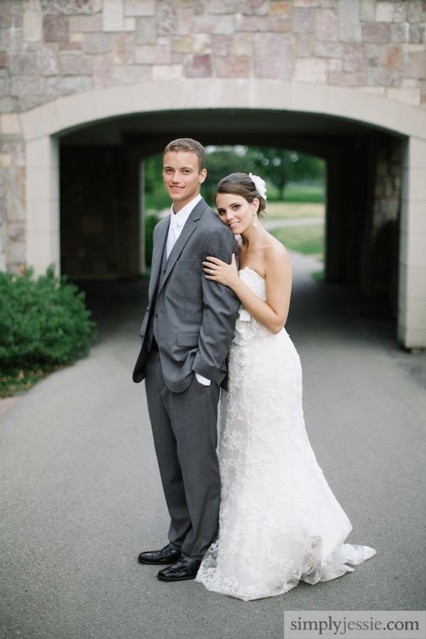 Morton Arboretum Wedding , IL