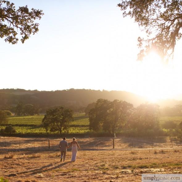 Beltane Ranch Wedding in Sonoma