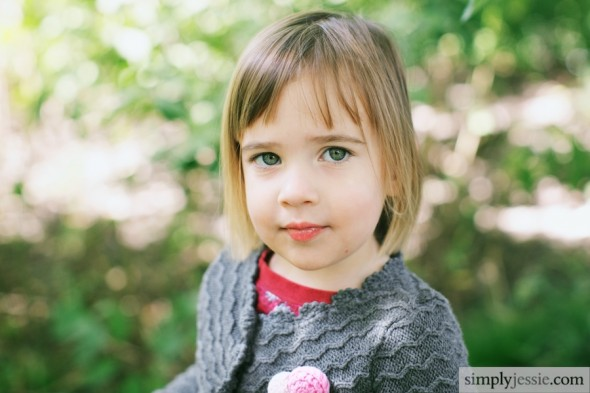 Natural Children's photography in SF