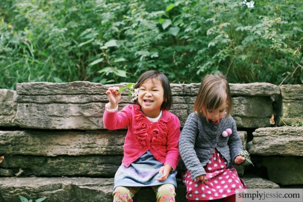 Natural Kids Photography in Bay Area