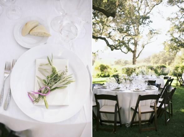 Wedding Recpetion at Beltane Ranch