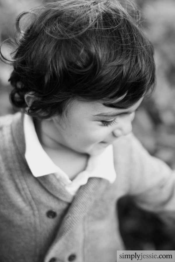 B&W Family PHotography in Bay Area