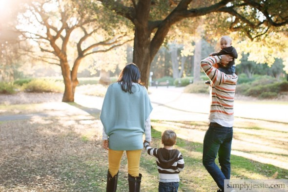 Modern Family Photography in Palo Alto