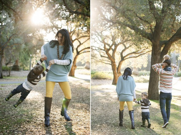 Natural Family Photography in SF