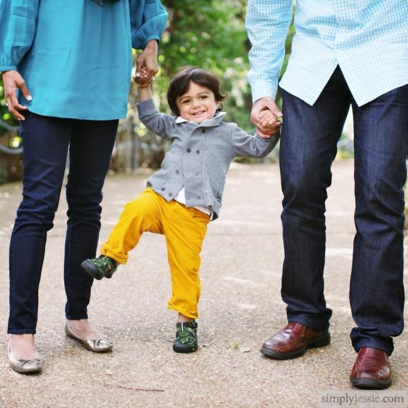 Fall Bay Area Family Photography