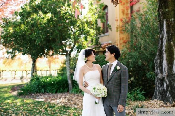 Vintner's Inn Wedding PHotography