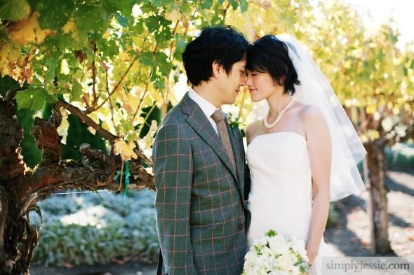 Wedding Photography - Vintner's Inn