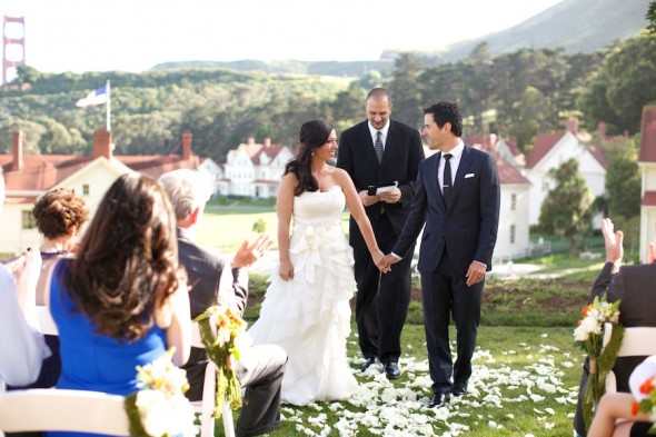 Ceremony at Cavallo Point