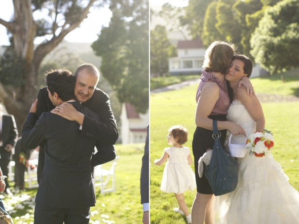 Emotional Cavallo Point Wedding