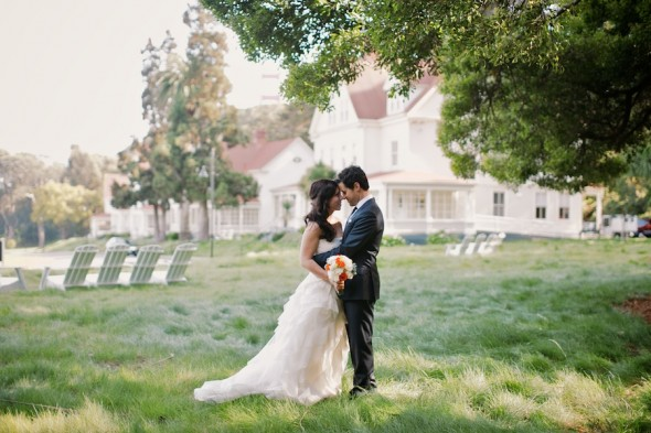 Spring Wedding at Cavallo Point
