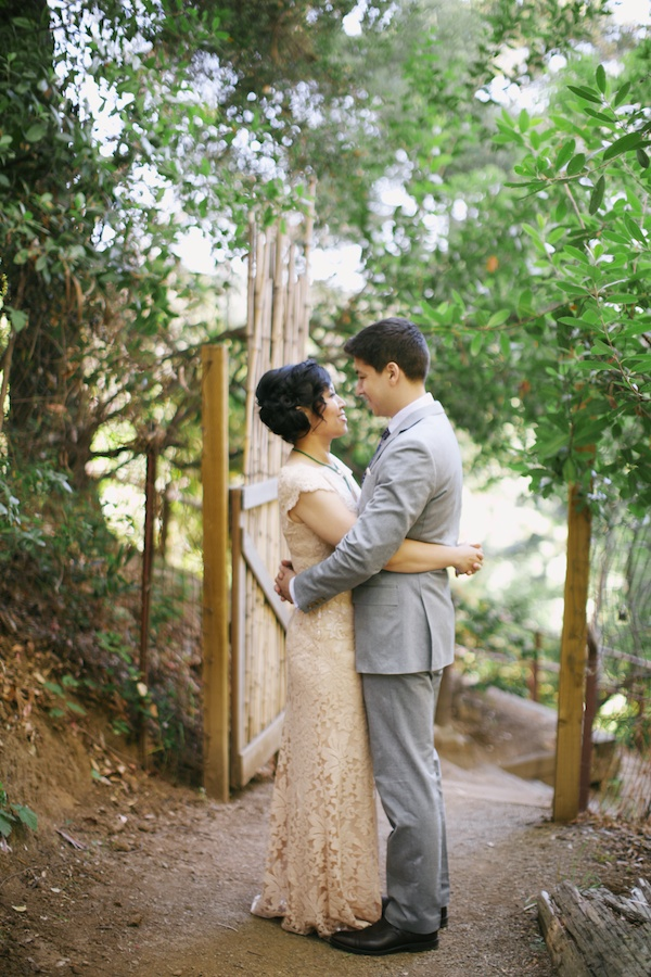 Hakone Garden SF Small Wedding Photographer