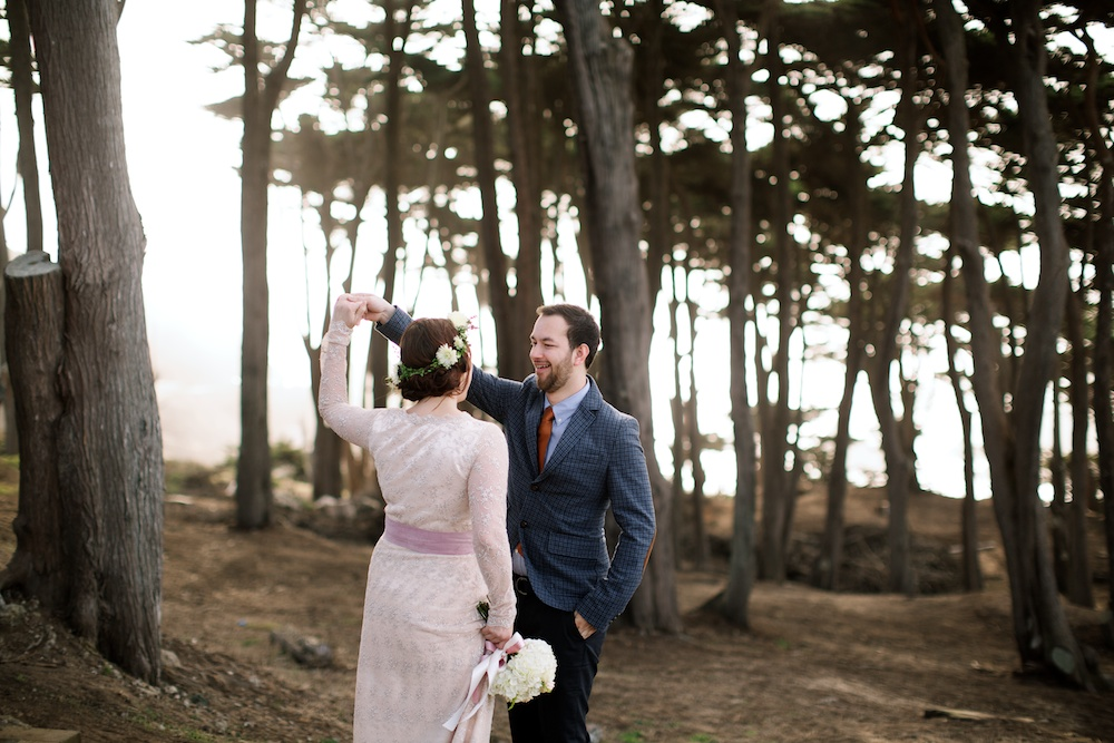 Lands End Wedding Photography