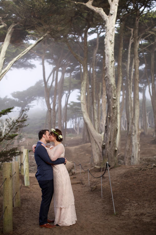 Lands End Wedding Photography San Francisco