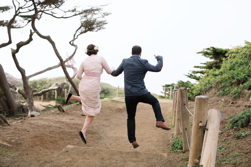 Small Wedding Bay Area Photographer
