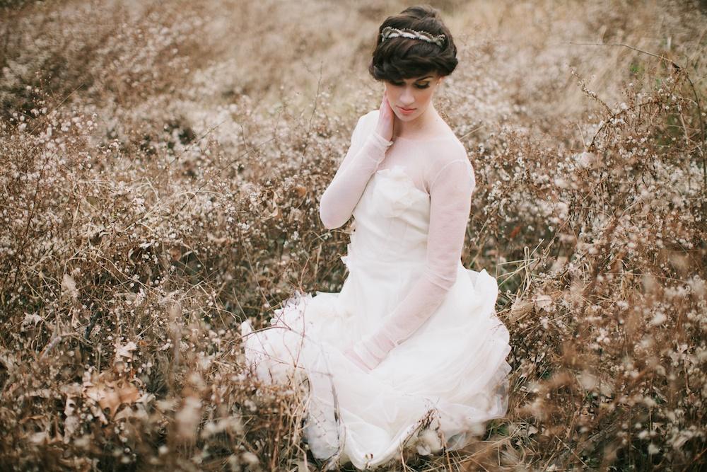 Nature Inspired Bride