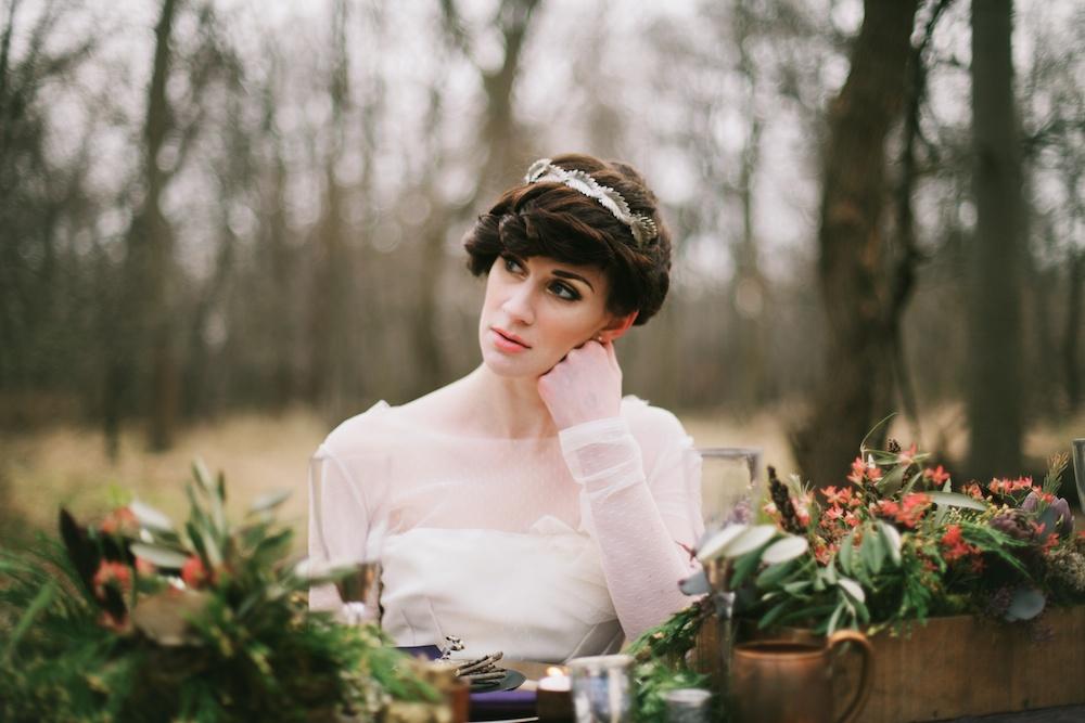 Nature Inspired Wedding Photography