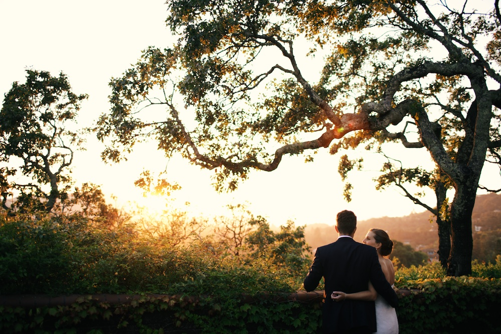Mt Tam Wedding