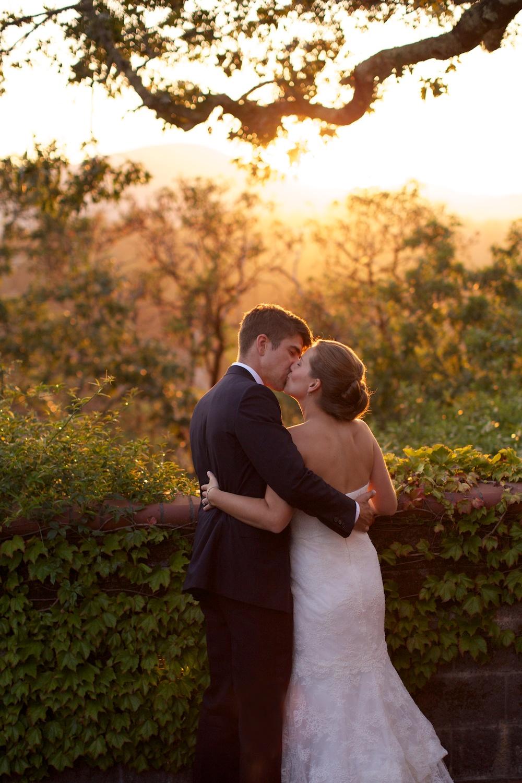 At Home Garden Wedding Photography Bay Area Marin