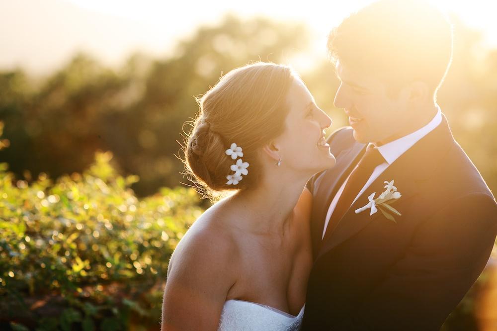Garden Wedding Bay Area Marin