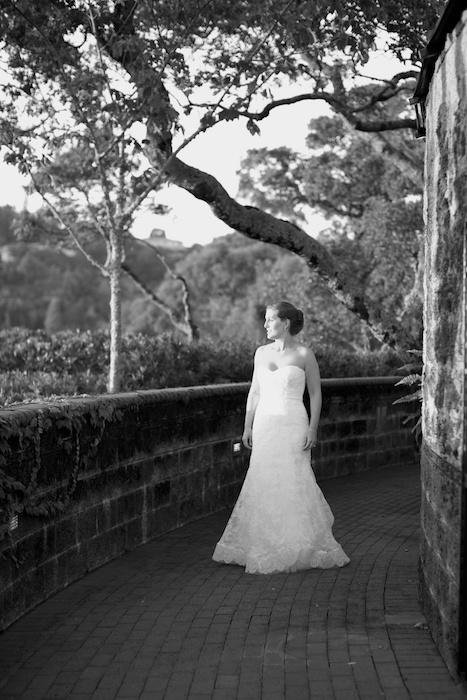 Bay Area Garden Wedding