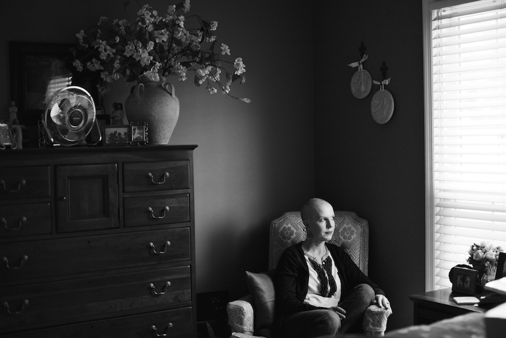 Breast Cancer Patient Photography