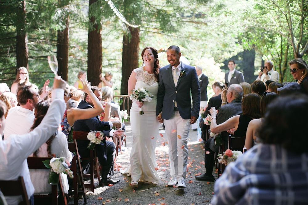 Redwood Hill Garden Wedding