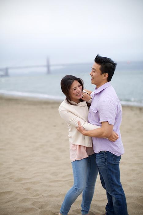 Modern Bay Area Maternity Photography