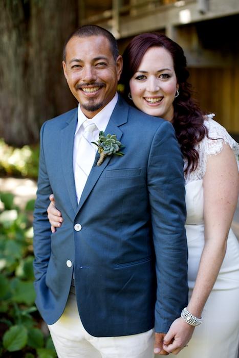 Redwood Hill Garden Wedding Photography
