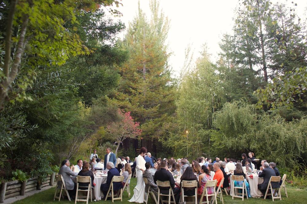 Bay Area Garden Party Wedding Photography