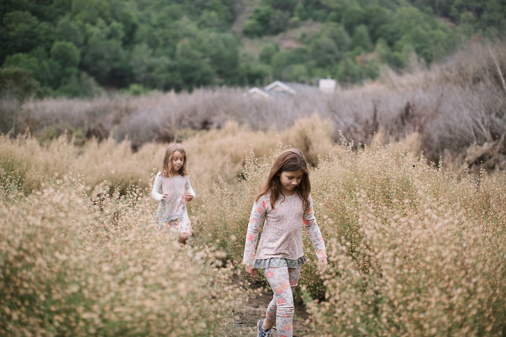 Bay Area Natural Family Photography