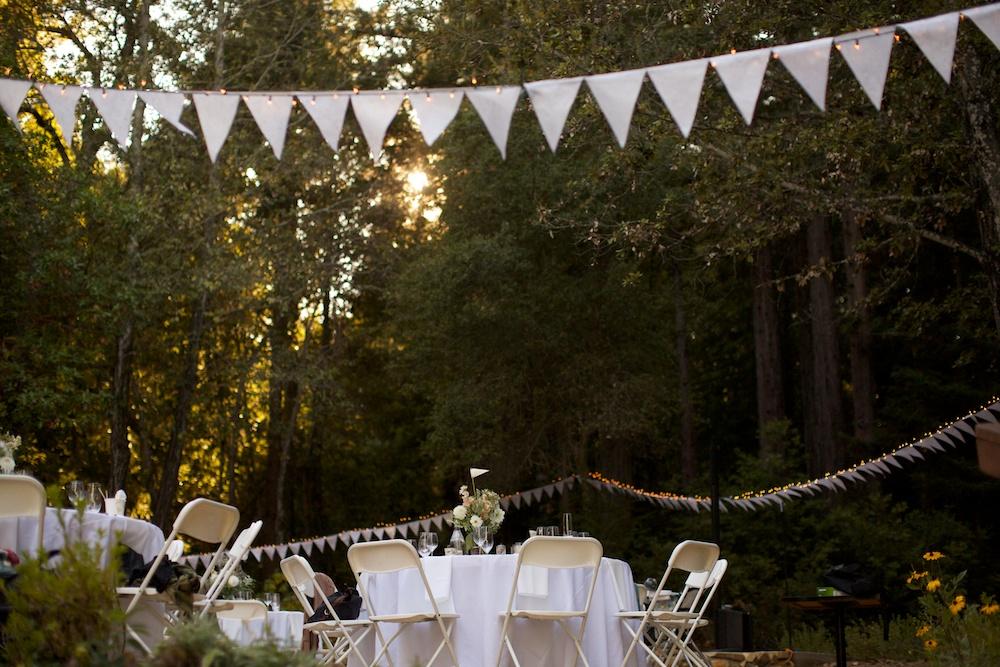Woodland Small Wedding Photography