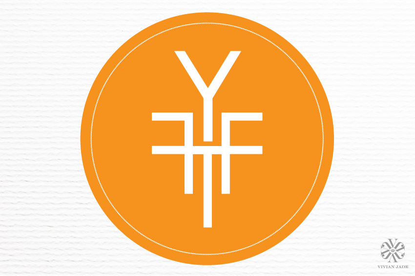 YTF Wedding Monogram + Personal Logo