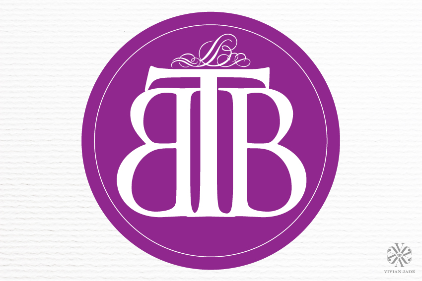 BTB Wedding Monogram / Personal Logo