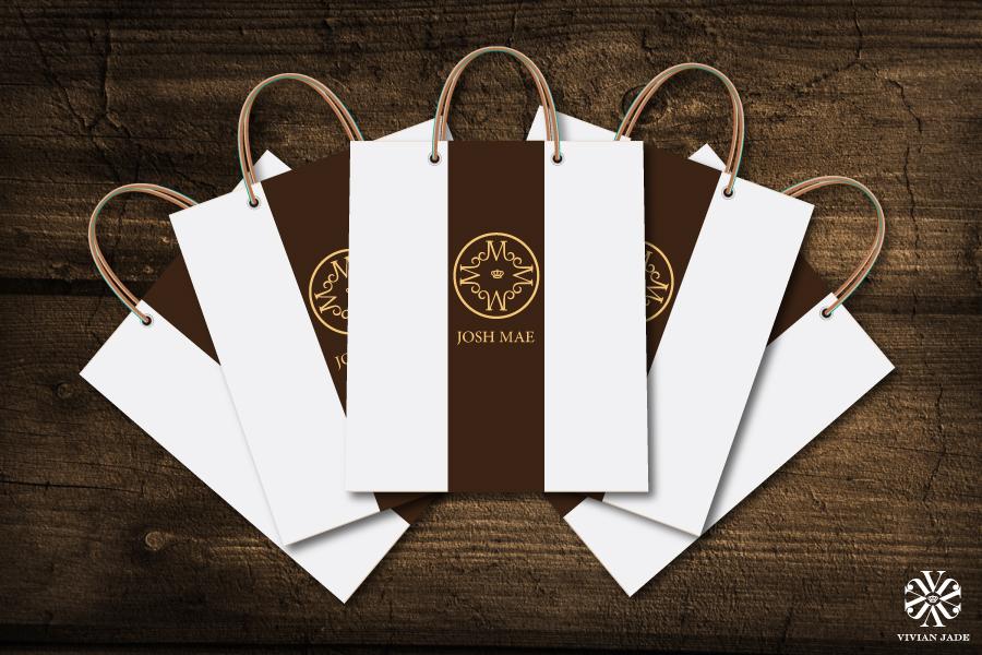Logo Branding Campaign, Shopping Bag