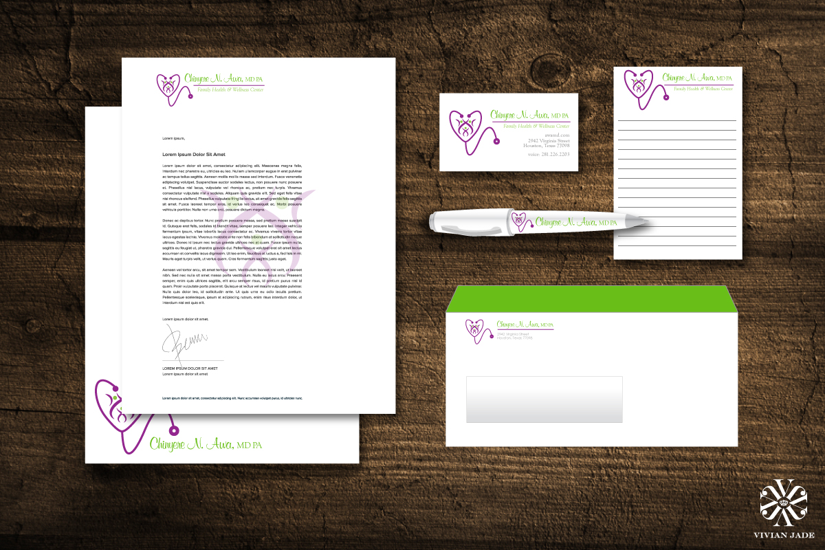 Logo & Marketing Design Campaign