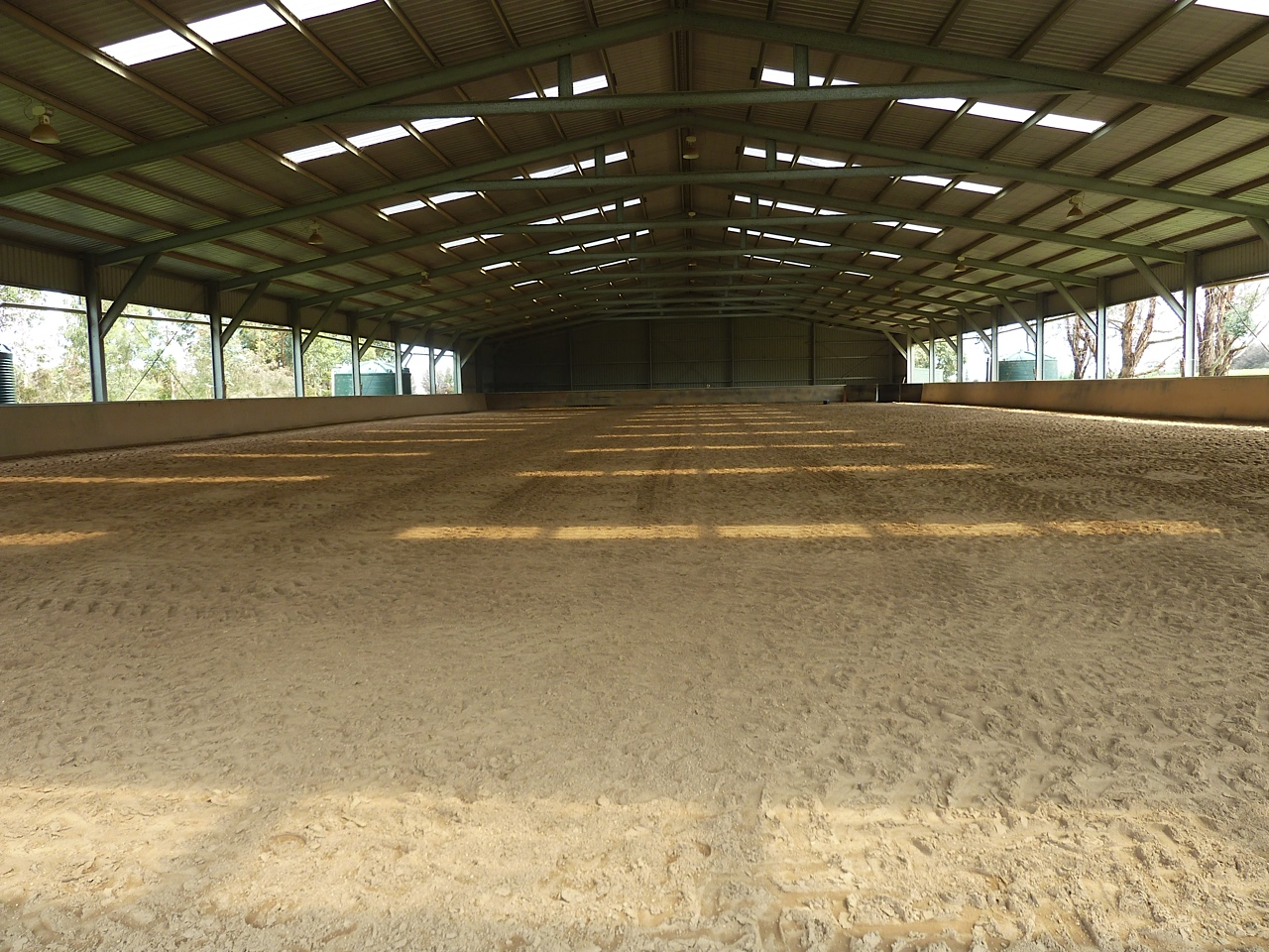 The Indoor Arena