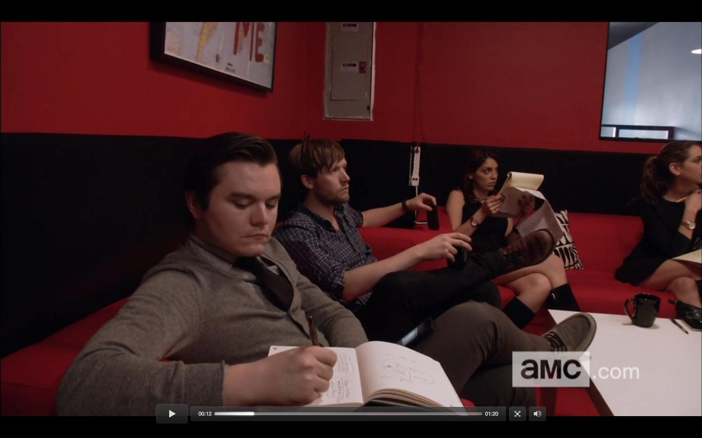 "Mischievious Studios Inc. on AMC's ""the Pitch"""