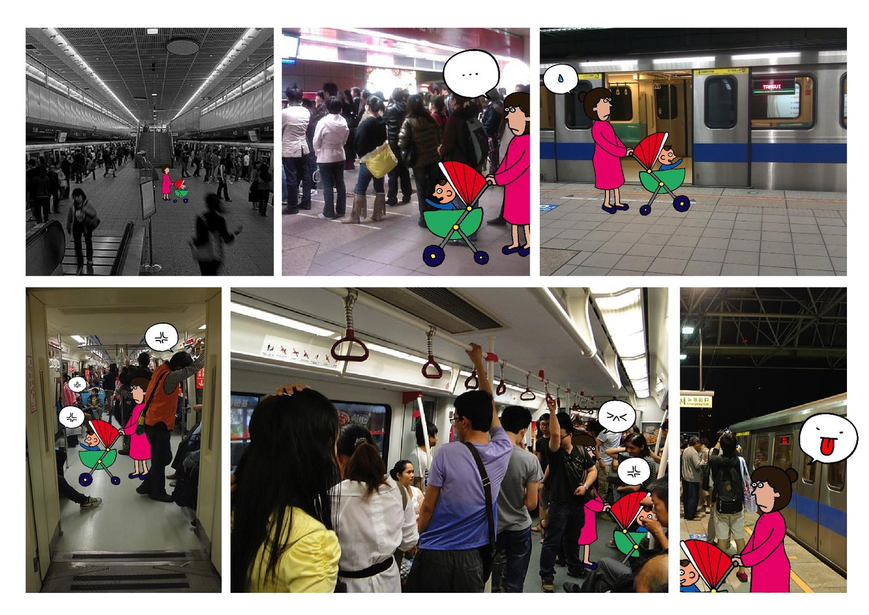 真實的照片,清楚的顯示問題 / BY 王瑜君